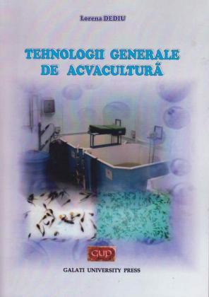 Cover for Tehnologii generale de acvacultură