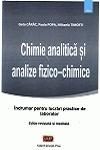 Cover for Chimie analitică și analize fizico-chimice,  îndrumar de laborator