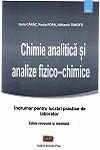 Cover for Chimie analitică și analize fizico-chimice,  îndrumar de laborator