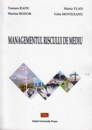 Cover for Managementul riscului de mediu
