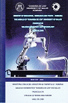 """Cover for The Annals of """"Dunarea de Jos"""" University of Galati. Welding equipament and technology"""