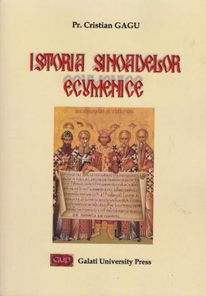 Cover for Istoria sinoadelor ecumenice
