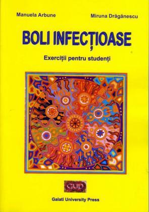Cover for Boli infecțioase: Exerciții pentru studenți