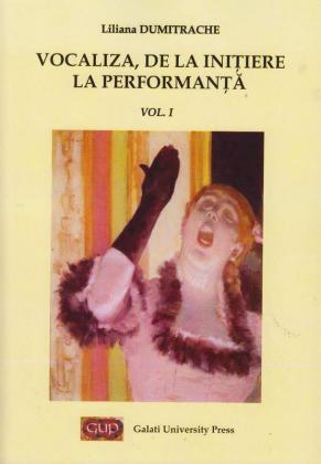 Cover for Vocaliza, de la inițiere la performanță: vol. I & vol. II