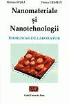 Cover for Nanomateriale și Nanotehnologii - Îndrumar de laborator
