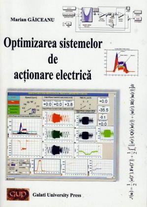 Cover for Optimizarea sistemelor de acționare electrică