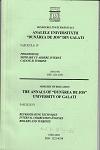 """Cover for Analele Universității """"Dunărea de Jos"""", Fascicula IV, Frigotehnie,  motoare cu ardere internă, cazane și turbine: Anul XXVI, 2013"""