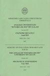 "Cover for The Annals of ""Dunarea de Jos"" University of Galati,  Inginerie mecanică: nr. 1, 2016"