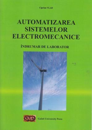 Cover for Automatizarea sistemelor electromecanice