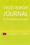 Cover for Cross-Border Journal for International Studies: Nr. 1, 2017