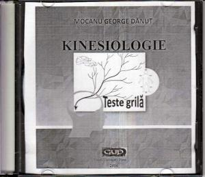 Cover for Kinesiologie – teste grilă