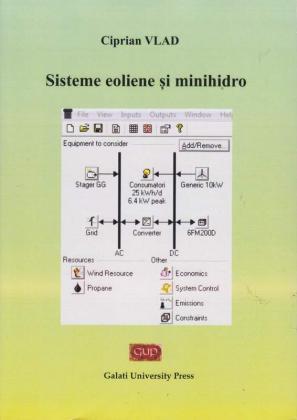 Cover for Sisteme eoliene și minihidro