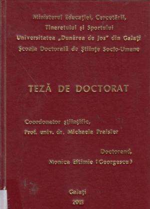 Cover for Screening novel texts. Architectural design and discourses of worlds / Text românesc şi reprezentări filmice. Design arhitectural şi lumi discursive: teză de doctorat
