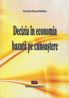 Cover for Decizia în economia bazată pe cunoaștere