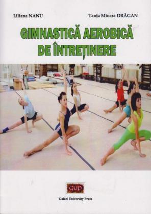 Cover for Gimnastică aerobică de întreținere