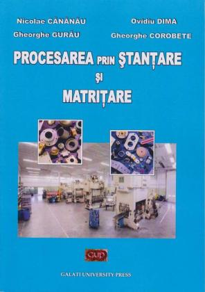 Cover for Procesarea prin matrițare și ștanțare