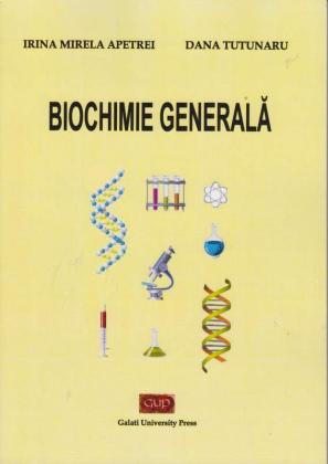 Cover for Biochimie generală