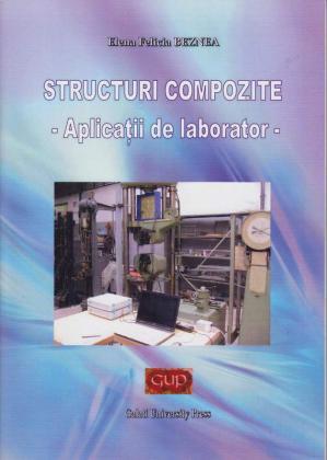 Cover for Structuri compozite – Aplicații de laborator