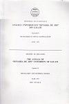 "Cover for The Annals of ""Dunarea de Jos"" University of Galati, Metalurgy and materials science: iunie 2015, nr. 2"