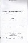 Cover for Dispozitiv aerodinamic pentru mărirea aderenţei automobilelor: teză de doctorat