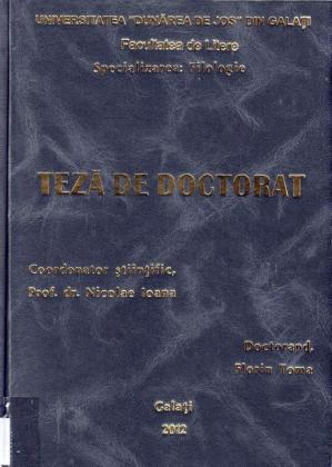 Cover for Două paradigme teatrale: comunism şi postdecembrism, tendinţe în evoluţia fenomenului teatral actual: teză de doctorat