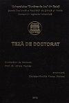 Cover for Caracterizarea și identificarea unor pigmenți utilizați la ceramica decorativă de patrimoniu: teză de doctorat