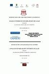 "Cover for The Annals of ""Dunarea de Jos"" University of Galati. Matematics, physics, theoretical mechanics.: Fascicle II"