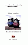 Cover for Mélanges francophones