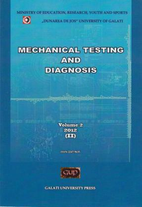 Cover for Mechanical Testing and Diagnosis