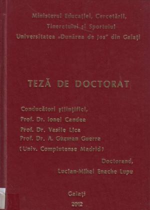 Cover for Receptarea lui Alexandru cel Mare în cultura hispanică  a secolelor XIII-XIV: teză de doctorat