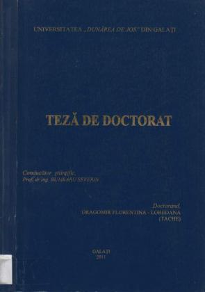 Cover for Contribuţii la elaborarea sistemelor multiagent aplicate în comerţul electronic: teză de doctorat