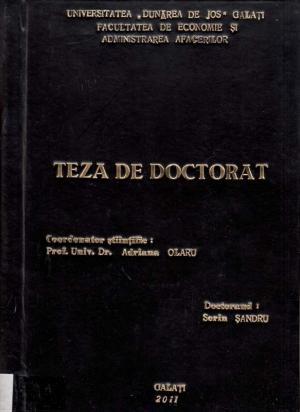 Cover for Perfecţionarea activităţii managementului în administraţia publică prin adaptarea cadrului juridic la nevoile sociale: teză de doctorat