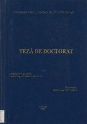 Cover for Contribuţii la achiziţia şi structurarea cunoştinţelor în sisteme inteligente pentru diagnoza defectelor: teză de doctorat