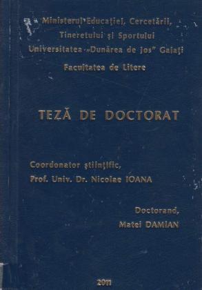 Cover for Zvon, ştire, presă în literatura română. De la Caragiale la Preda: teză de doctorat