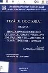 Cover for Tehnologii inovative de creștere a puietulului de crap  comun (Cyprinus Carpio, Linne, 1758), bazate pe utilizarea  furajelor granulate extrudate și expandate: teză de doctorat