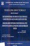 Cover for Cercetări privind obținerea unor compozite de utilitate  tehnologică cu matrice metalică din aliaje de aluminiu și particule greu fuzibile: teză de doctorat