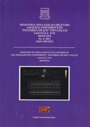 """Cover for Analele Universității """"Dunărea de Jos"""", Fascicula XVII, Medicină: No. 2, 2011"""