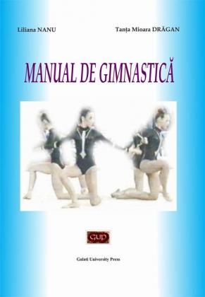 Cover for Manual de gimnastică