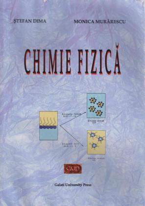 Cover for Chimie fizică