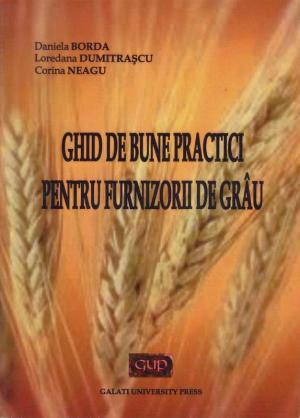 Cover for Ghid de bune practici pentru furnizorii de grâu