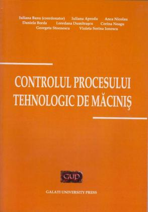 Cover for Controlul procesului tehnologic de măciniș