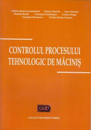 Cover for Controlul procesului tehnologic de măciniș