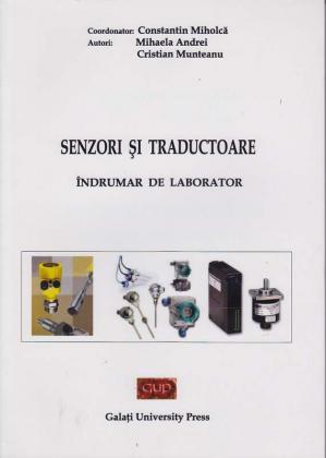 Cover for Senzori și traductoare
