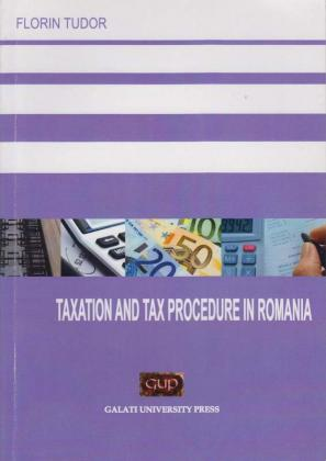 Cover for Taxation and tax procedure