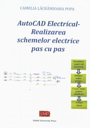 Cover for AutoCAD Electrical – Realizarea schemelor electrice  pas cu pas