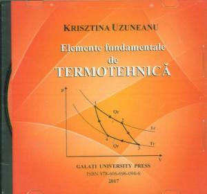 Cover for Elemente fundamentale de termotehnică