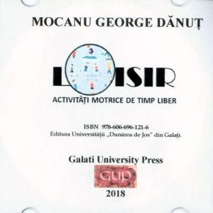 Cover for Loisir. Activități motrice de timp liber