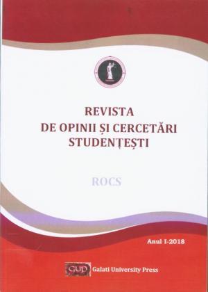 Cover for Revista de opinii și cercetări studențești - ROCS