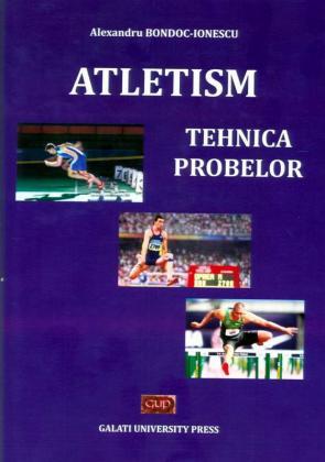 Cover for Atletism. Tehnica probelor