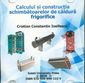 Cover for Calculul și construcția schimbătoarelor de căldură frigorifice